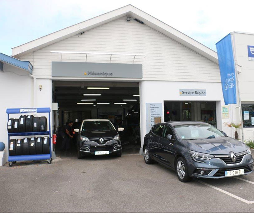 Garage renault darrigade vente v hicule occasion neuf for Garage renault moussy le neuf